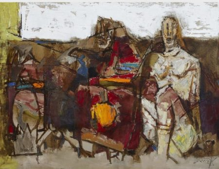 Maqbool Fida Husain-Fertility-