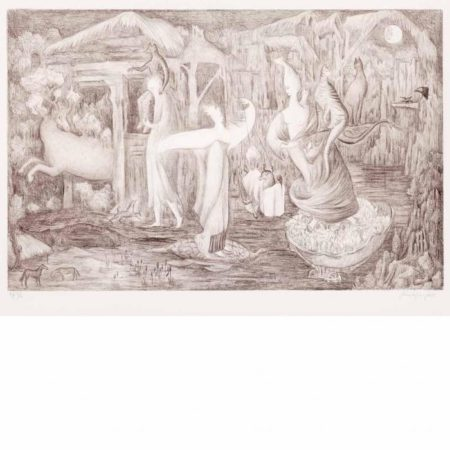 Leonora Carrington-Tuesday-1987