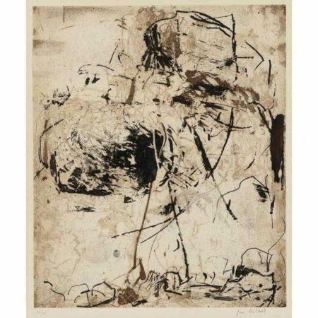 Joan Mitchell-Sunflower VI-1972