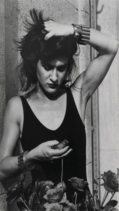 Helmut Newton-Paloma Picasso-1978
