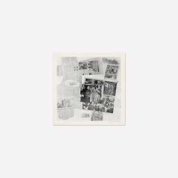 Robert Rauschenberg-Robert Rauschenberg - Currents-1970