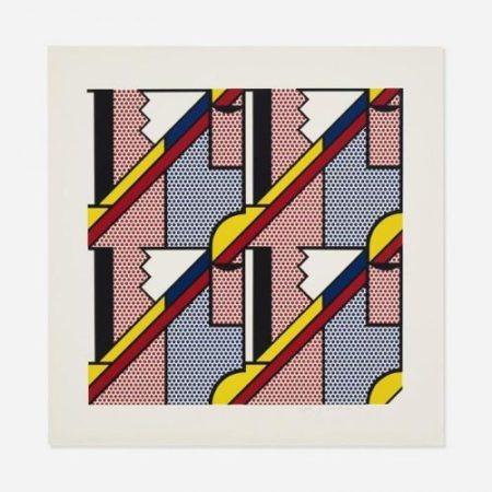 Roy Lichtenstein-Modern Print-1971