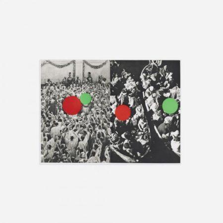 John Baldessari-Hegel's Cellar: Two Boats-1968