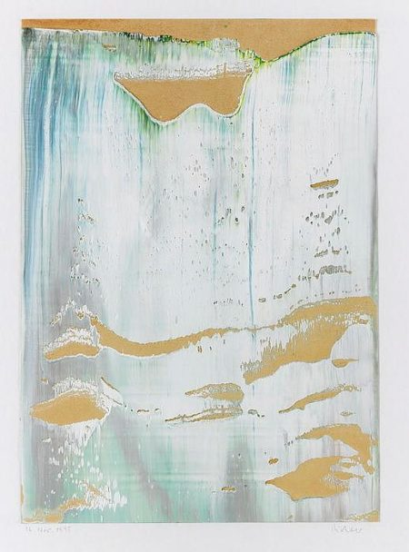 Gerhard Richter-Ohne Titel (16.11.95) / Untitled (16.11.95)-1995