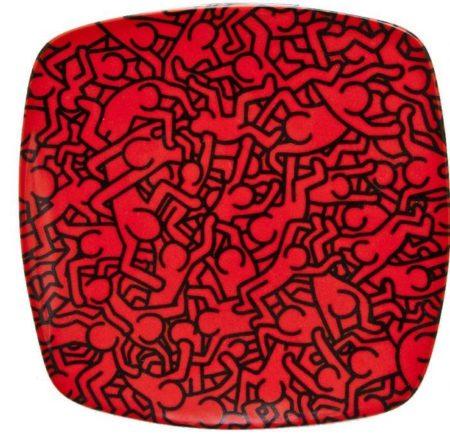 Keith Haring-Keith Haring - Piatto/Tazza-