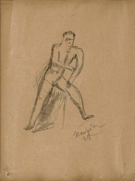 Lucio Fontana-Figura-1930