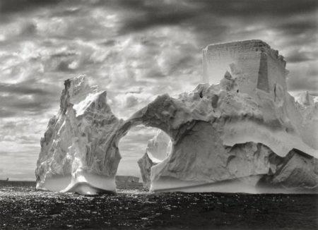 Sebastiao Salgado-Antarctica (Iceberg Between Paulet and Shetland Islands) / Castle, Antarctica-2005