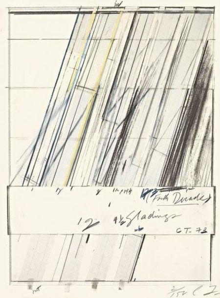 Cy Twombly-Ohne Titel-1973