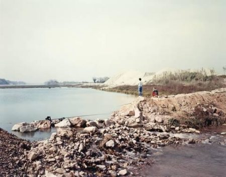 Andreas Gursky-Fischer, Perpignan-1990