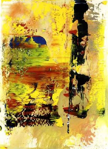 Gerhard Richter-Ohne Titel (4.5.89) / Untitled (4.5.89)-1989