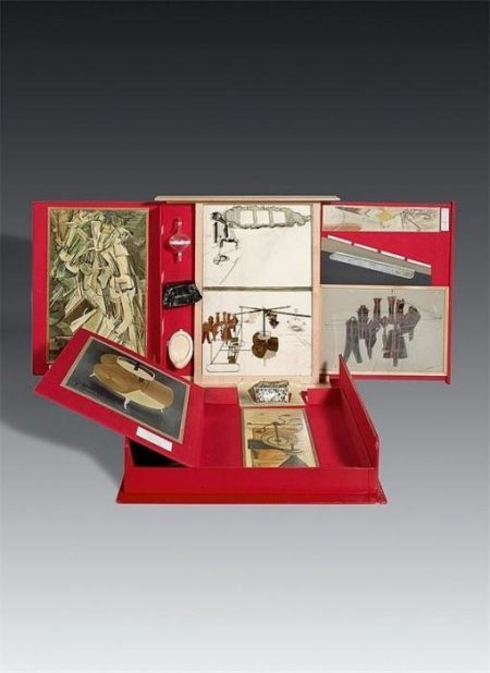 Marcel Duchamp-From or by Marcel Duchamp or Rrose Selavy (The Box in a Vali)-1966