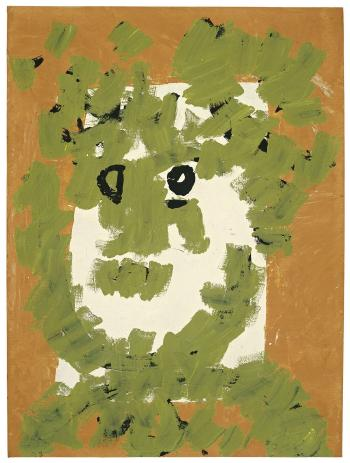 Paul Klee-Ohne Titel-1939