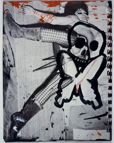 Richard Prince-Madame Butterfly-2006