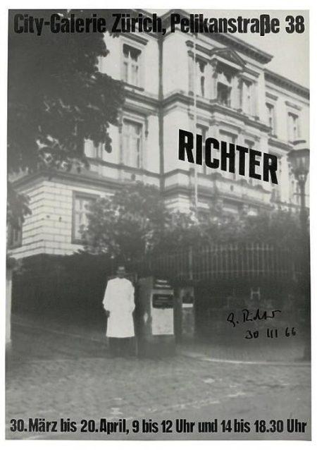Gerhard Richter-Augenklinik-1966
