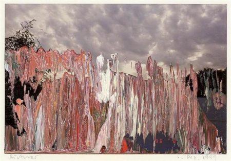 Gerhard Richter-Ohne Titel (6.12.99) / Untitled (6.12.99)-1999