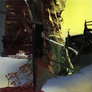Gerhard Richter-Abstraktes Bild 587-6 (Abstract Painting 587-6)-1985