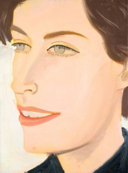 Alex Katz-Libby-1991