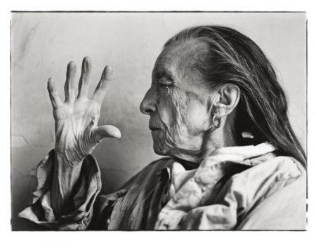 Annie Leibovitz-Louise Bourgeois, New York-1997