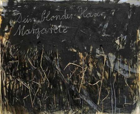 Anselm Kiefer-Dein Blondes Haar, Margarete (Your Blond Hair, Margarete)-1981