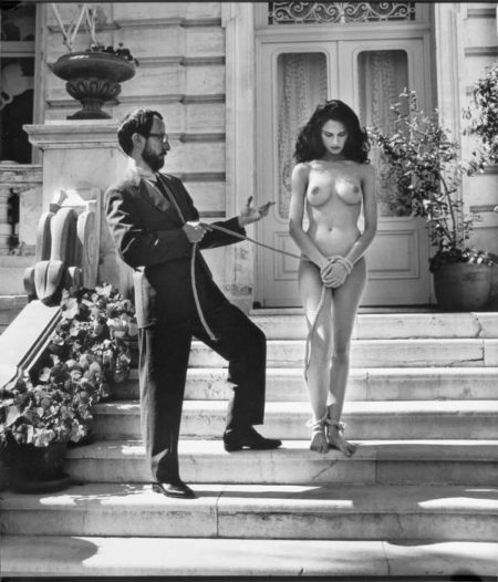 Helmut Newton-Trader And Slave-1990