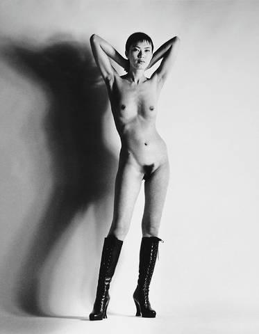 Helmut Newton-Big Nude XVII-1993