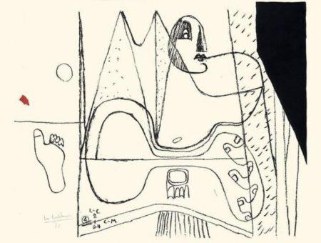Le Corbusier-Icone 4-1964