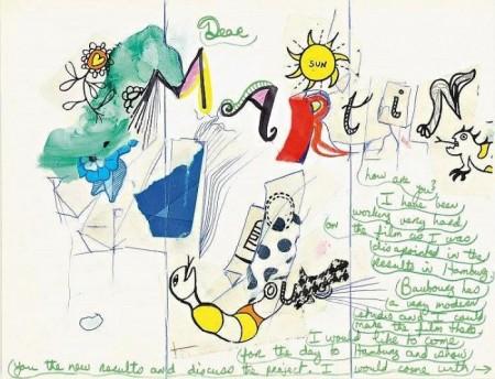 Niki de Saint Phalle-Dear Martin-1976