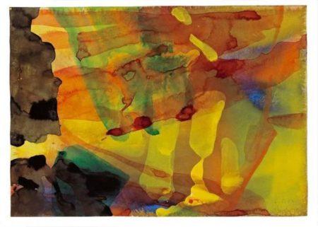 Gerhard Richter-Ohne Titel (6.5.84) / Untitled (6.5.84)-1984
