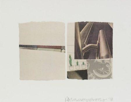 Robert Rauschenberg-Robert Rauschenberg - Pipeline-1978