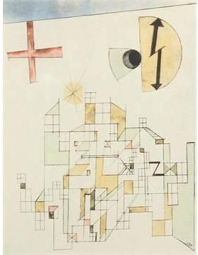 Paul Klee-Haus Der Firma Z-1922