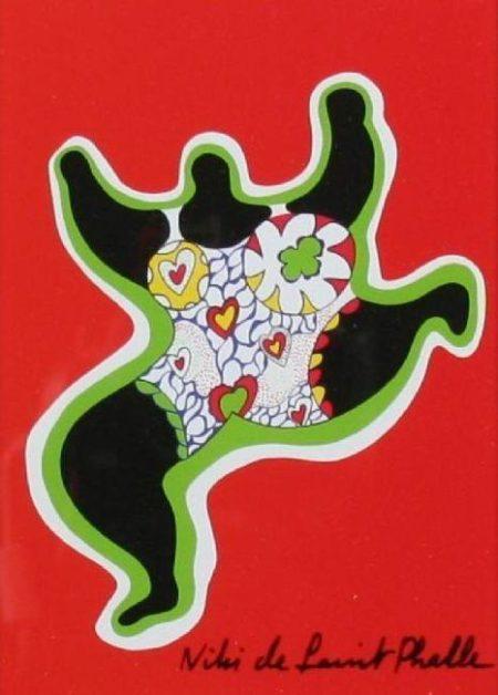 Niki de Saint Phalle-Nana power-