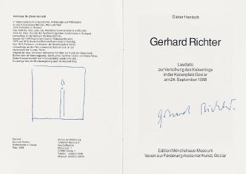 Gerhard Richter-Ohne Titel (Untitled)-1988