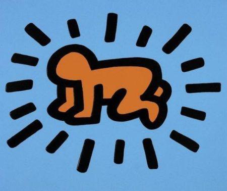 Keith Haring-Keith Haring - Icons-1990