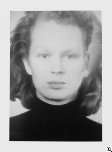 Thomas Ruff-Anderes Portrat 71/65-1995