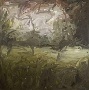 Gerhard Richter-Dschungelbild (Jungle Scene)-1971