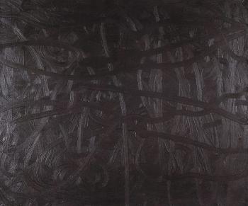 Gerhard Richter-Finger Painting-1969