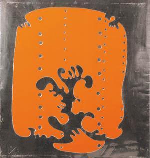 Lucio Fontana-Teatrino-1966