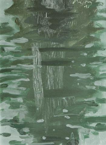Alex Katz-Pier-1997