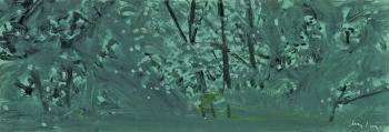 Alex Katz-Green Forest-