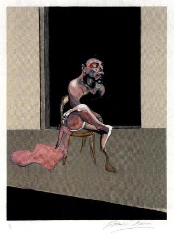 Francis Bacon-Triptych (1989)-1989