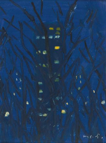 Alex Katz-Night-