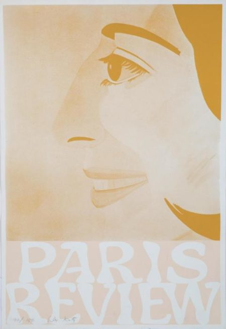 Alex Katz-Paris Review-1966