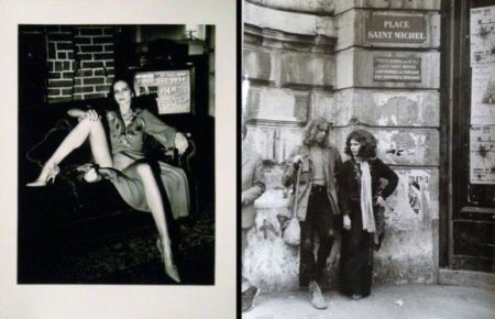 Helmut Newton-Sans titre, de la serie Cyber woman-2000