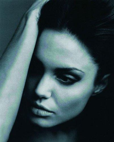 Annie Leibovitz-Portrait d'Angelina Jolie (Portrait of Angelina Jolie)-