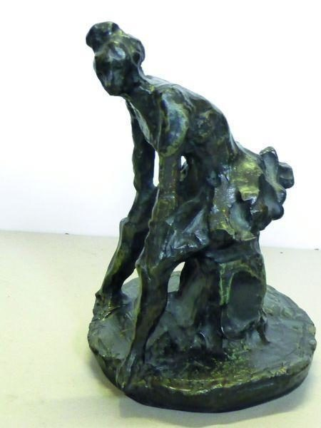 Lucio Fontana-Ballerine-1943