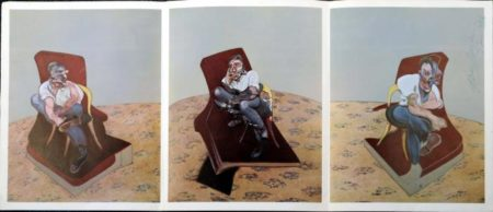 Francis Bacon-Georges Dyer-1970