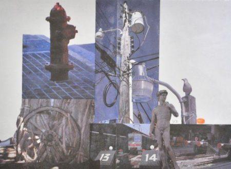 Robert Rauschenberg-Robert Rauschenberg - Restoration (Scenarios)-2004