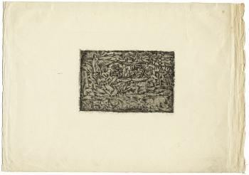 Paul Klee-Garten Der Leidenschaft (Garden In Landscape)-1913