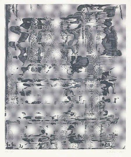 Gerhard Richter-Graphit (Graphite)-2005