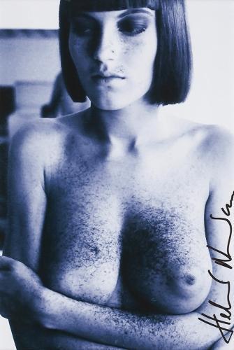 Helmut Newton-Acht Autogramme-